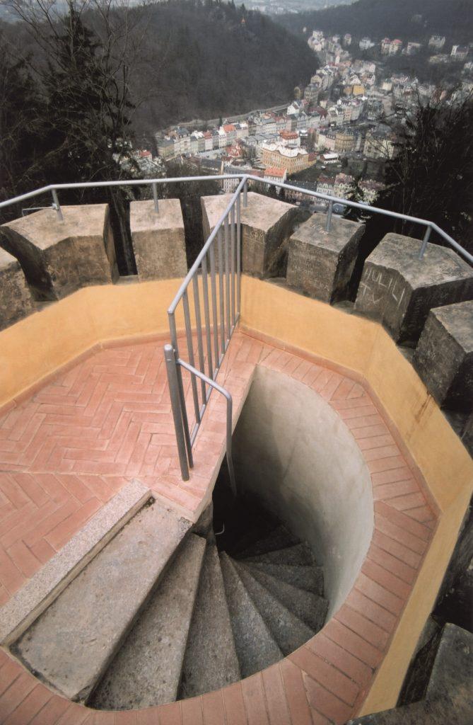 Vyhlídková věž Karla IV., Karlovy Vary