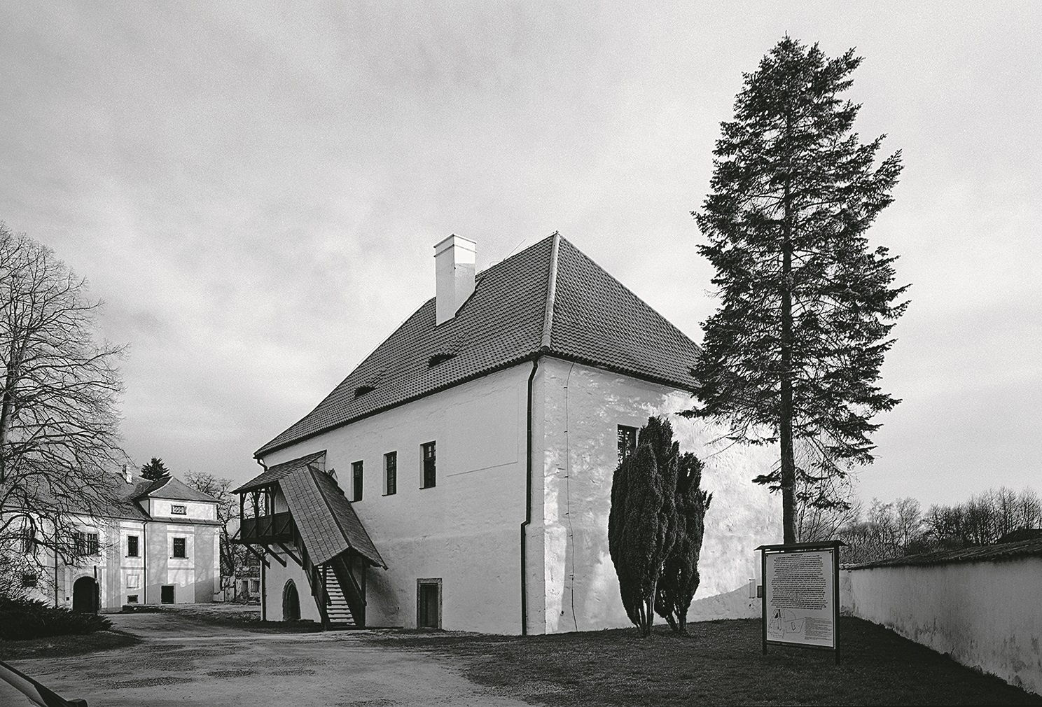 Latinská škola vareálu kláštera premonstrátů, Milevsko