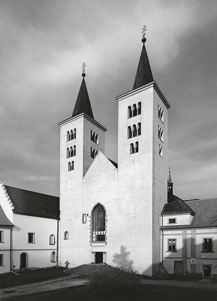 Bazilika vareálu kláštera premonstrátů, Milevsko