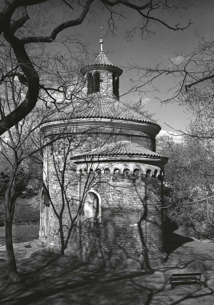 Rekonstrukce rotundy sv. Martina, Praha 2 – Vyšehrad