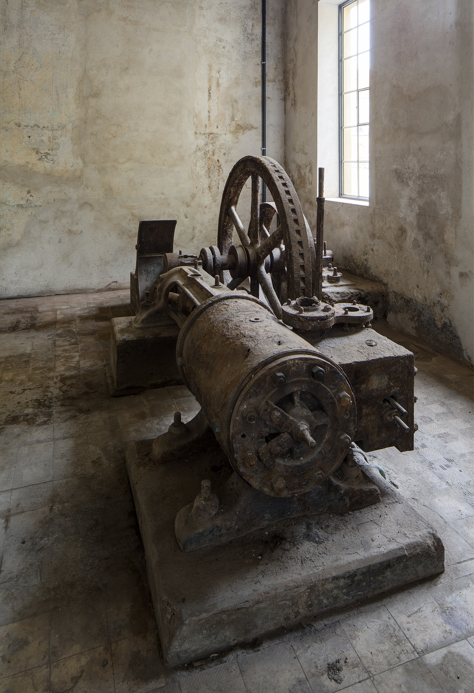 Při rekonstrukci pivovaru vareálu kláštera byl pod zavážkou objeven historický parní stroj, stal se součástí expozice.